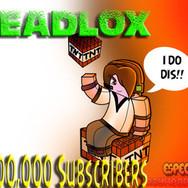 deadlox 2Million Subs