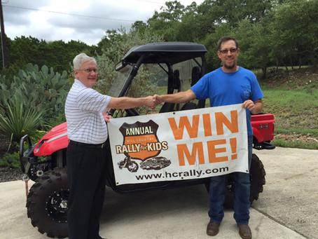 The 2016 Rhino Winner