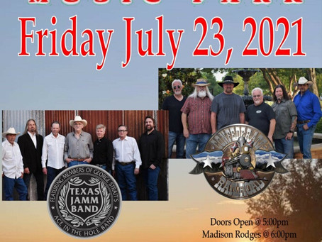 Confederate Railroad and The Texas Jamm Band