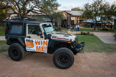 The 2021 Jeep Raffle Tickets are On Sale!