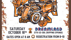 The 2021 Car & Motorcycle Show ... Be There!