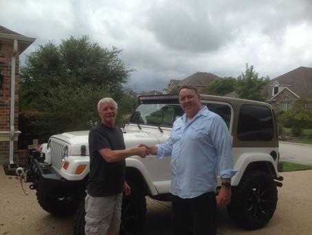 The 2016 Jeep Winner
