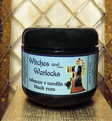 Witches & Warlocks Lotion