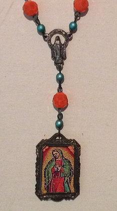 Lady of Guadalupe Prayer Beads