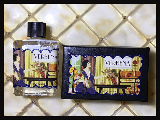 Verbena Perfume Oil