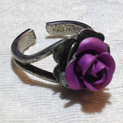 Lilac Rose Ring