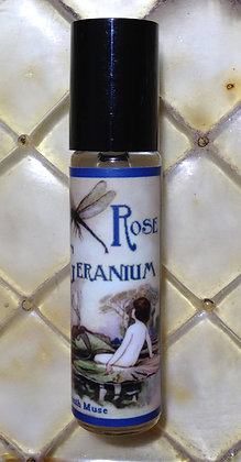 Rose Geranium Roll-On