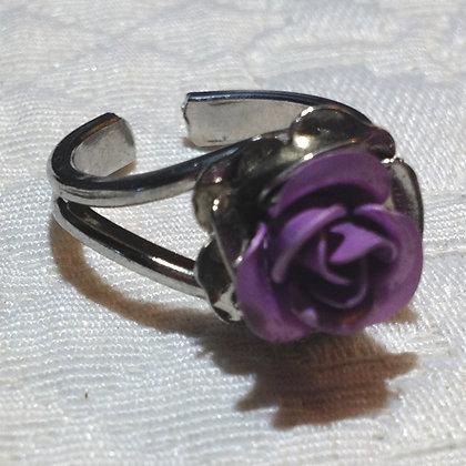 Violet Rose Ring