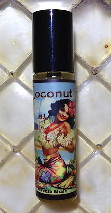 Coconut Roll-On