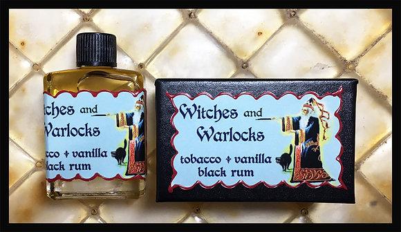 Witches & Warlocks Perfume Oil