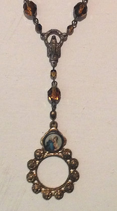 Madonna of the Streets Prayer Beads
