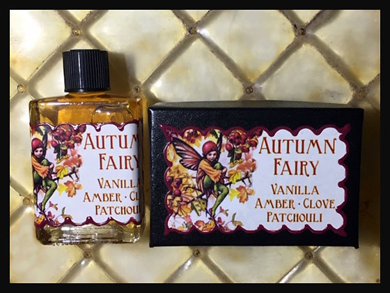 Autumn Fairy Perfume Oil
