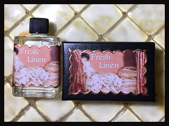 Fresh Linen Perfume Oil