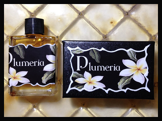 Plumeria Perfume Oil