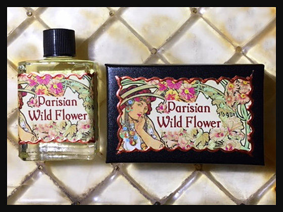 Parisian Wild Flower Perfume Oil