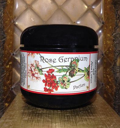 Rose Geranium Lotion
