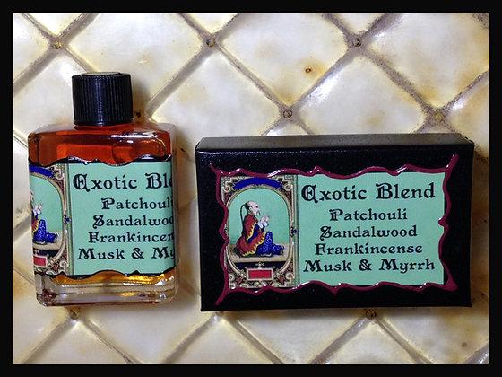 Exotic Blend Perfume Oil
