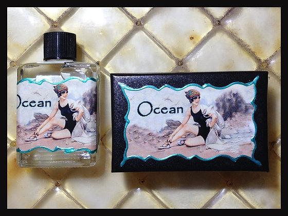 Ocean Perfume Oil