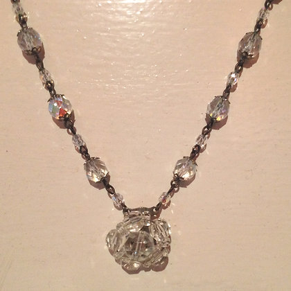 Crystal Shimmer Necklace