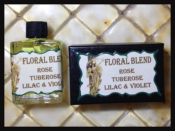 Floral Blend Perfume Oil