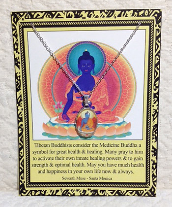 Buddha Chain Necklace