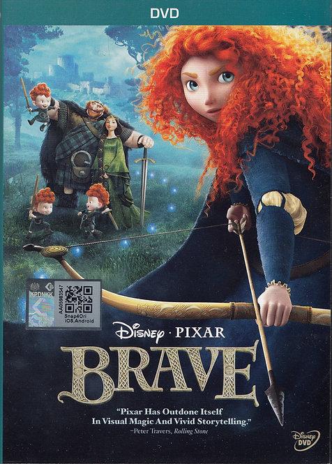 DVD: Brave 勇敢传说