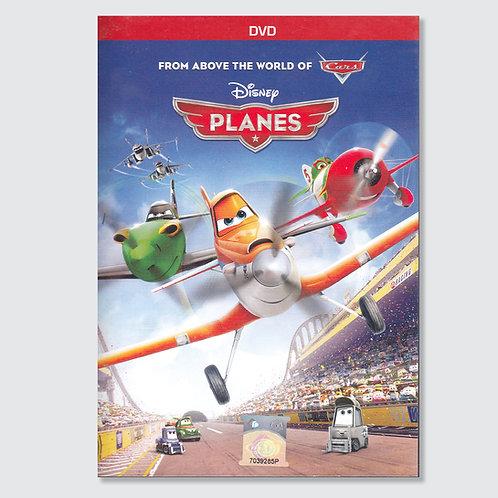 DVD: Planes 飞机总动员 Disney