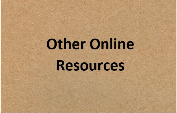 Other Online Resources