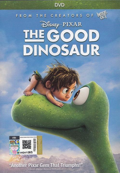 DVD: The Good Dinosaur 恐龙当家