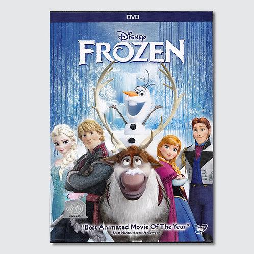 DVD: Frozen 冰雪奇缘 Disney