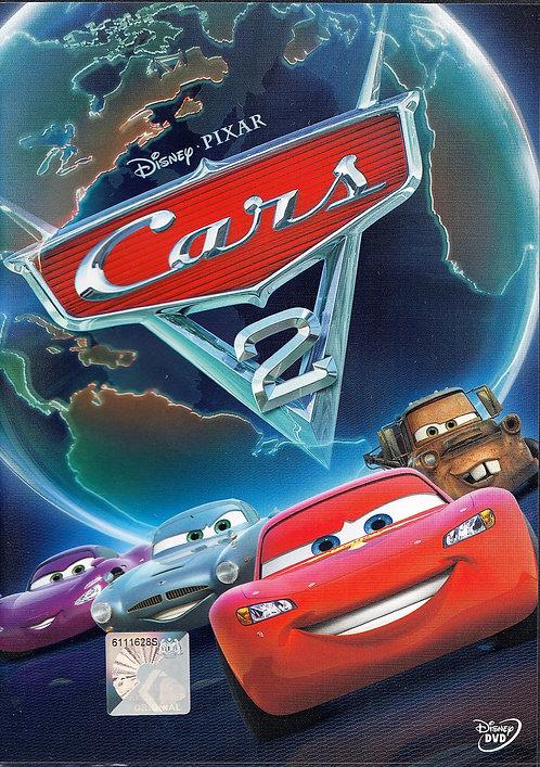 DVD: Cars 2  赛车总动员 Disney
