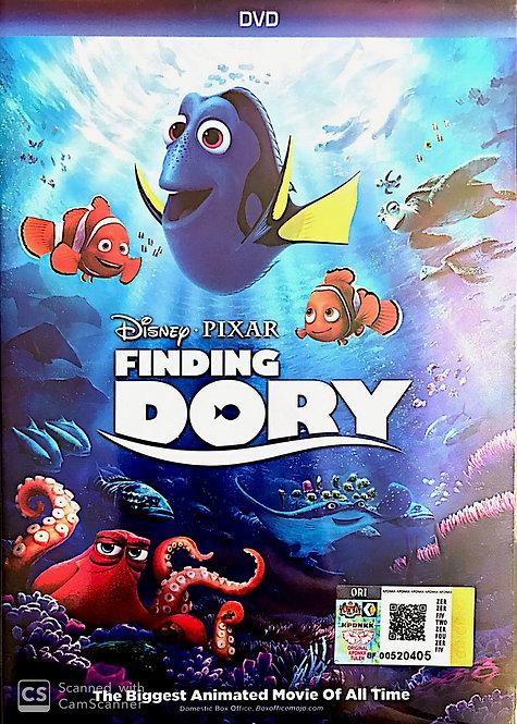 DVD: Finding Dory 海底总动员 2