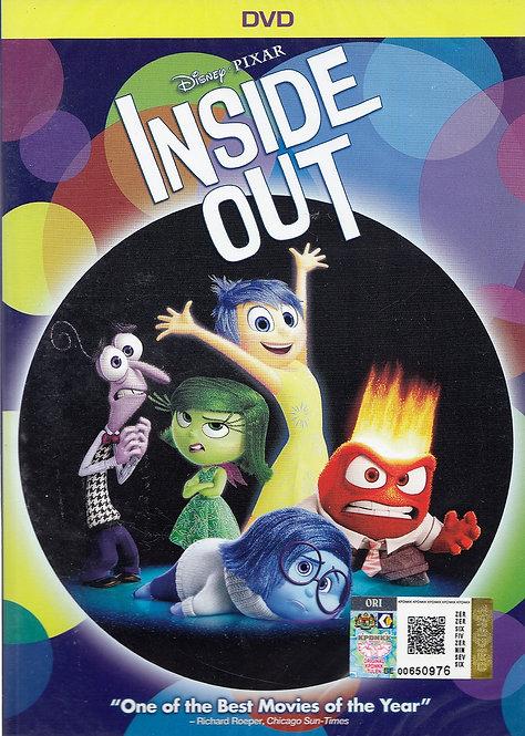 DVD: Inside-Out 脑筋急转弯 (nǎojīnjízhuǎnwān)
