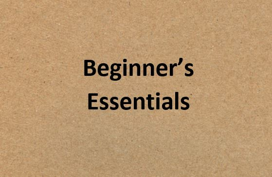 Beginner's Essentials