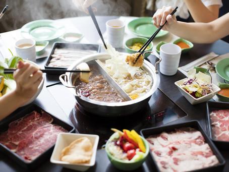 Hotpot Hotpot Hot diggity pot - 火锅  (huǒguō)