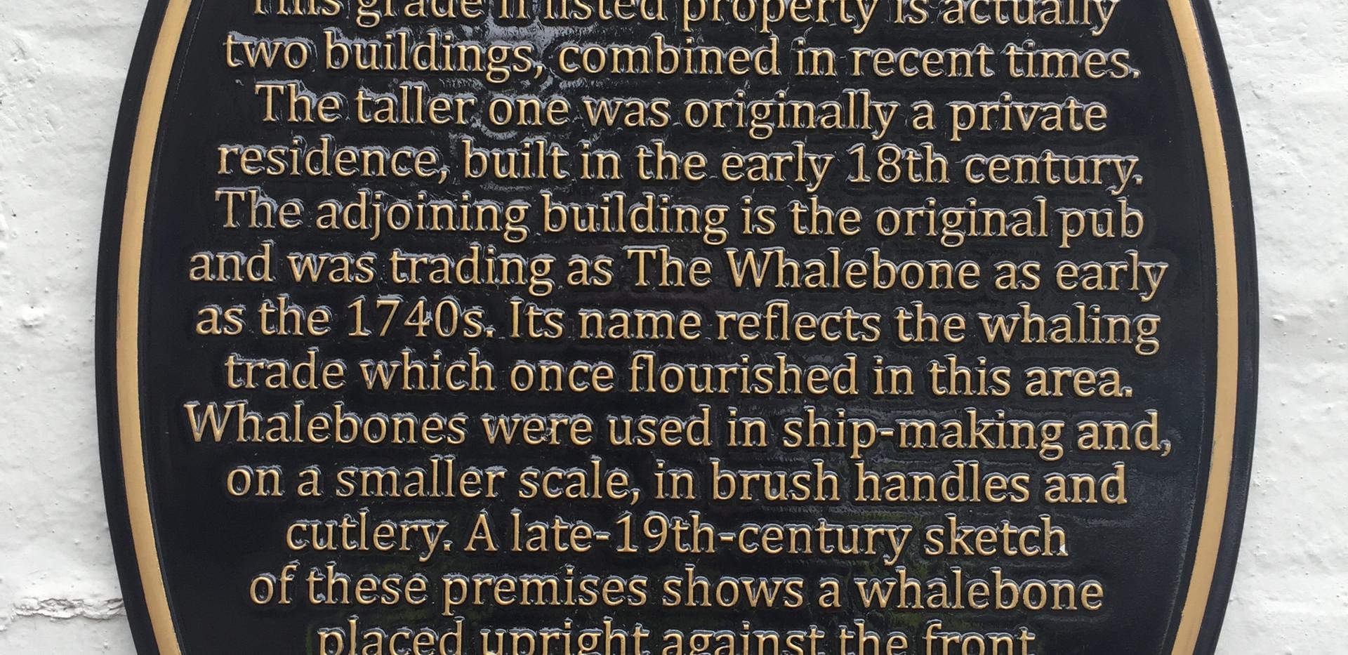 The Whalebone Plaque.JPG