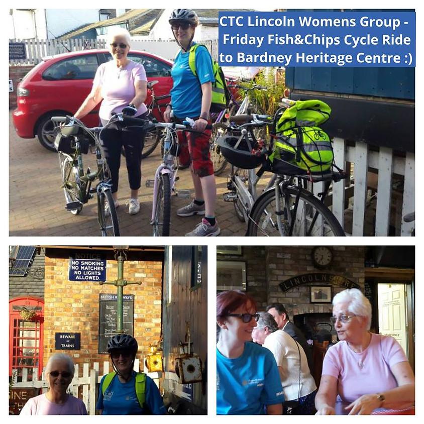 Womens Ride to Bardney Fryer