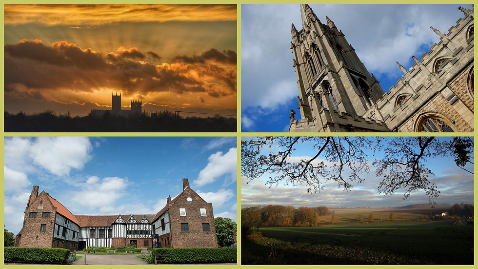 Cyling UK Lincolnshire Homepage