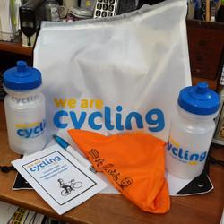 cycling goodies