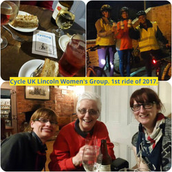 2017 First Womens Ride to Harby