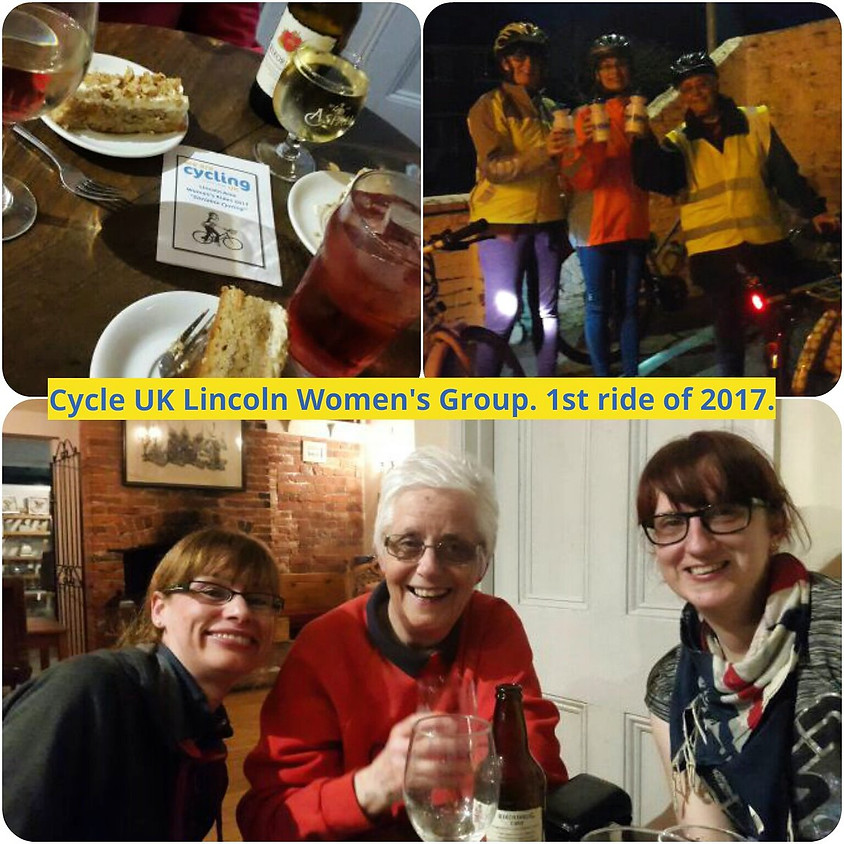 Womens Ride to Harby