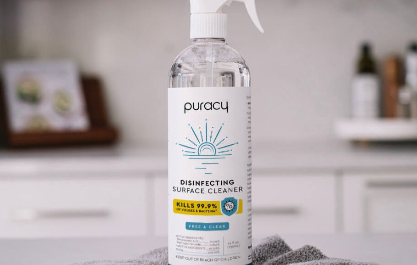 Non-toxic disinfectant - This is the best one I've found!