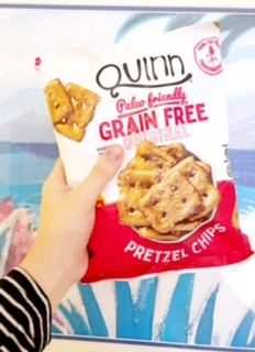 The grain-free pretzels you've been looking for