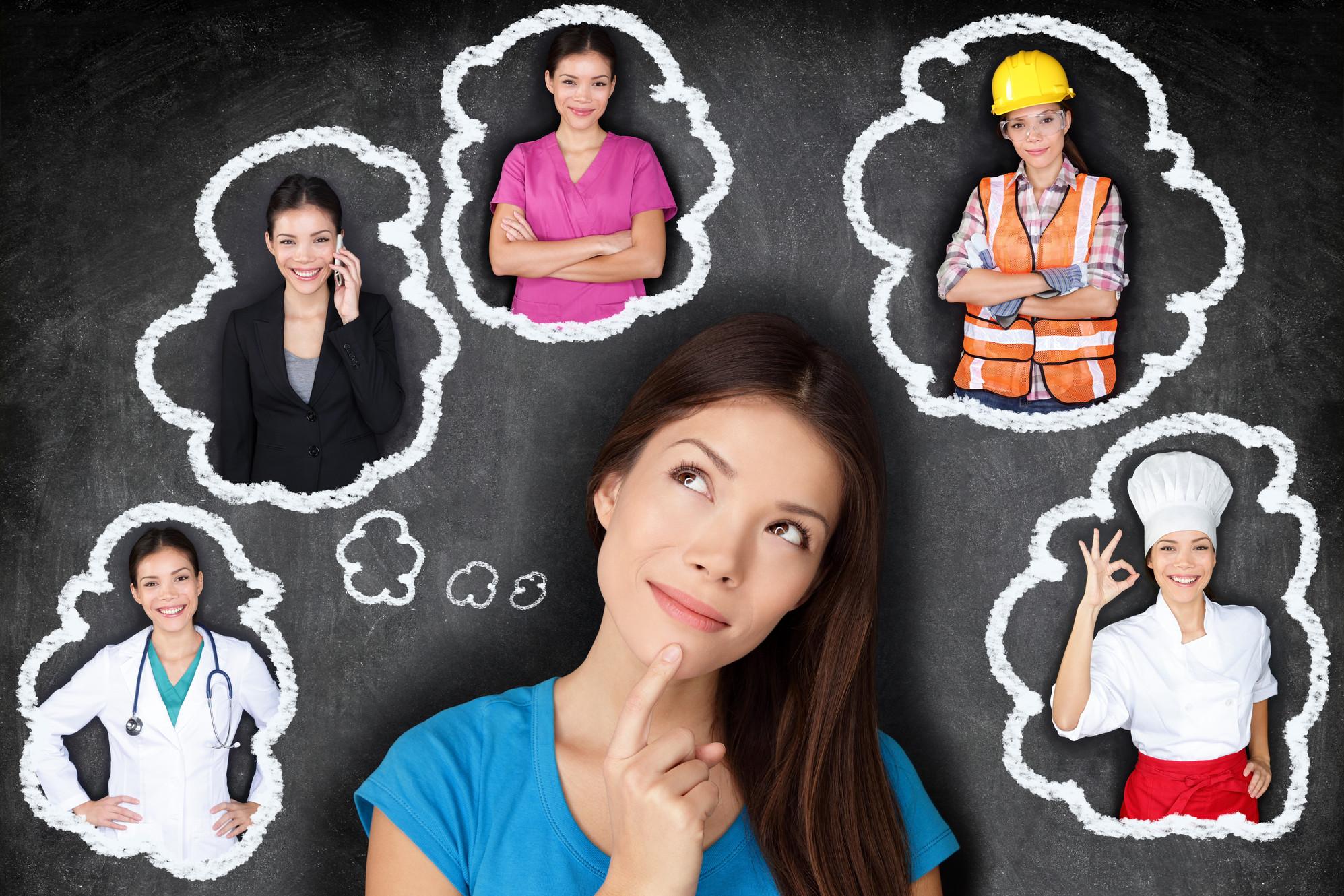 Картинки подросток и выбор профессии