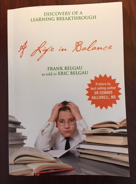 A Life In Balance - Frank Belgau