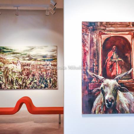 Gheorghe Fikl Exhibition @ AnnArt Gallery Bucharest