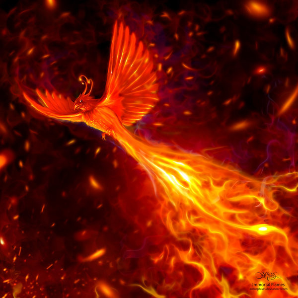 *Chapter IV - Cinnamon Flavoured Phoenix*