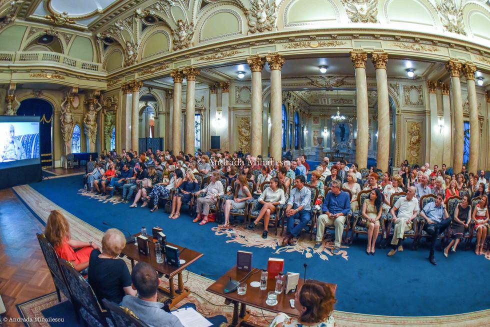 In memoriam Neagu Djuvara - event by Fundatia Calea Victoriei