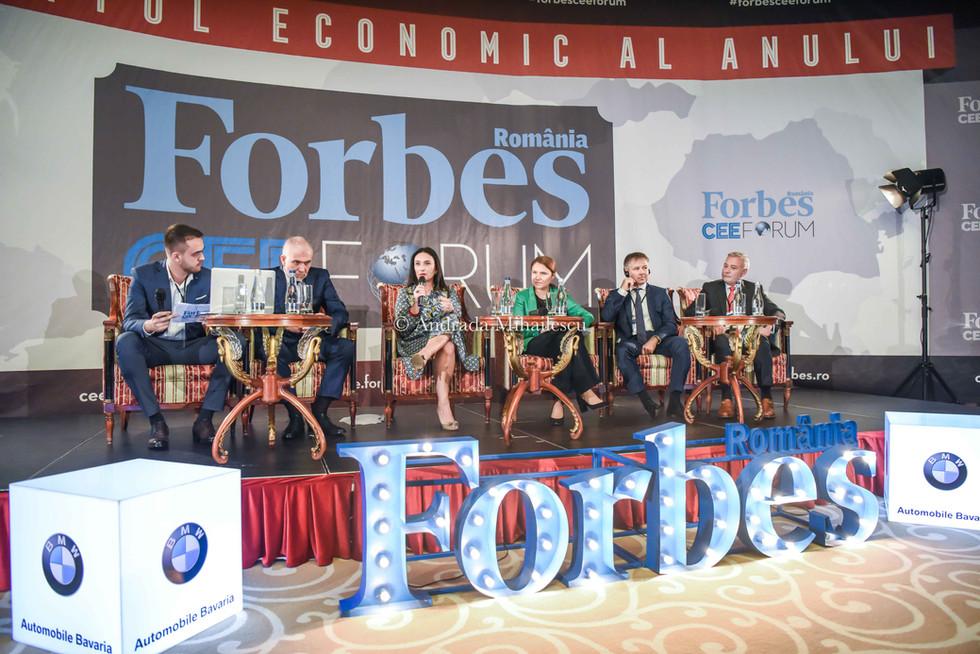 Forbes CEE Forum 2019 @ Intercontinental Bucharest