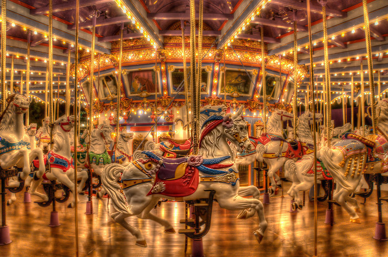 *Chapter II – The Crystal Carrousel *
